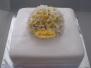 1 Tier Wedding Cakes